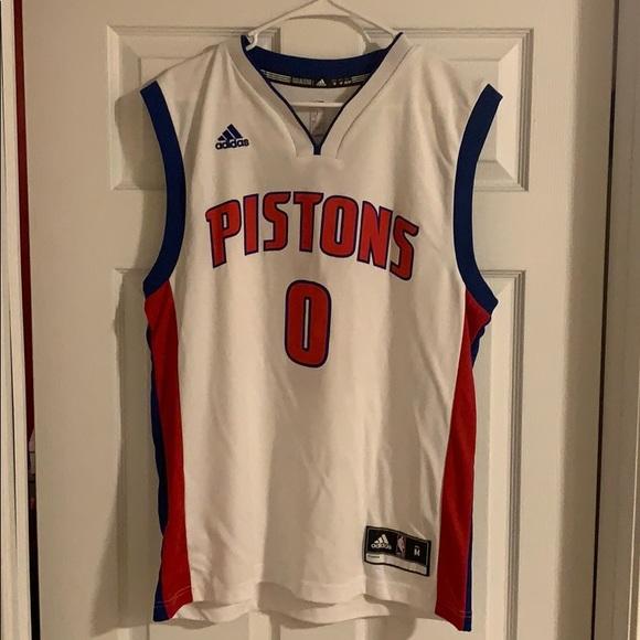 Andre Drummond Pistons jersey medium